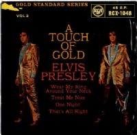 Elvis Presley - A Touch Of Gold Vol. 2  (RCX 1048)